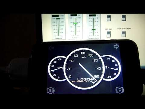 iPhone App for your Vehicle / Visual Dashboard 3 – Logena Automotive