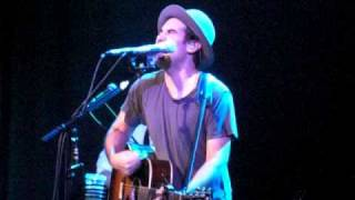 Joshua Radin - Nowhere To Go (Live @ Cologne, 10-11-2009) [New]