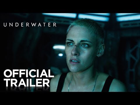 Kristen Stewart Battles Deep Sea Monsters in 'Underwater'