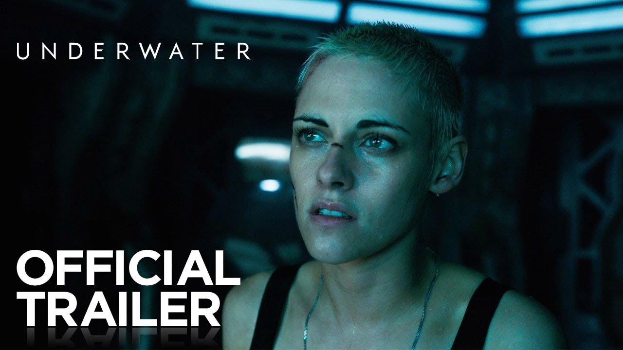 Underwater Official Trailer