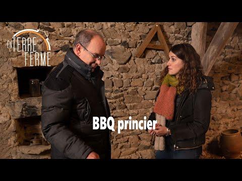 Barbecue princier - En Terre ferme