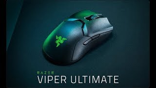 Razer Viper Ultimate | Краткий обзор