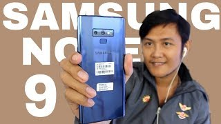 Samsung Galaxy Note 9 Review indonesia