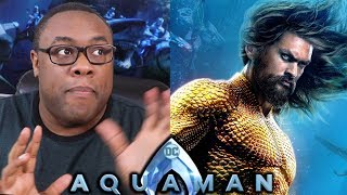 My Thoughts on the AQUAMAN Movie...