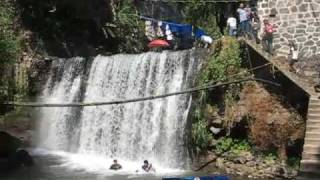 preview picture of video 'cascada de chalma'
