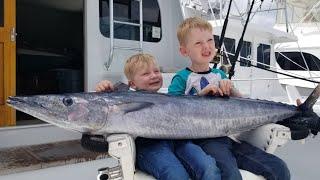 Tuna & Wahoo Catch Clean Cook - Offshore Fishing Outer Banks - Tuna & Wahoo Recipe
