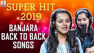 Super Hit 2019 Latest Banjara Songs   Banjara Back To Back Songs   Lambadi Special Folk Songs