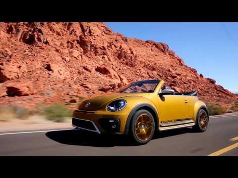 2016 Volkswagen Beetle Dune – TestDriveNow.com Preview with Steve Hammes