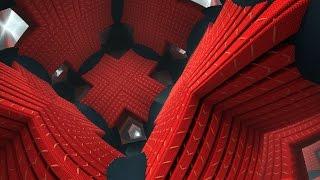 "3D FRACTAL ANIMATION: ""STRUCTURES - ANIMATION # 1"" (3D FracWorld Series)"