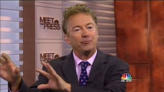 Rand Paul Responds to Donald Trump on Healthcare