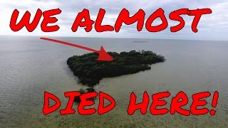 Surviving 24 Hours On A Deserted Island 🌴 (Horrifying)