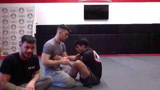 CMMA Live - NoGi Class || Butterfly Guard | wrist lock the world