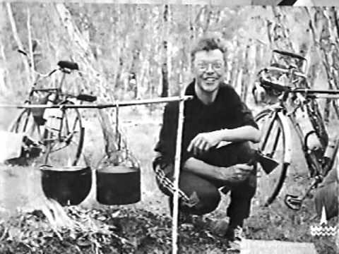 Олег Калашников велопоход Крутая горка