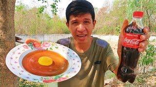 วิธีทำไข่ดาวโค้ก!!