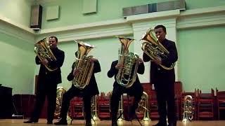 Miraphone Tuba Quartett La Liste De Schindler