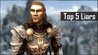 Skyrim: Top 5 Liars You May Have Missed in The Elder Scrolls 5: Skyrim