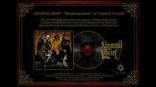 Abysmal Grief - Blasphema Secta 2018