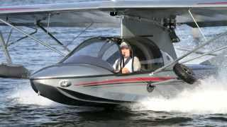 SeaRey Light Sport Amphibious Aircraft