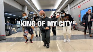 """KING OF MY CITY"" - A Boogie Wit Da Hoodie 