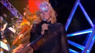 """Sylvie Vartan - """"L'un part, l'autre reste"""" - Fête de la Chanson Française 2010"""