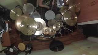 The Word Alive - 94th St Drum cover (progress for contest)