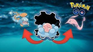 Clamperl  - (Pokémon) - EVOLUÇÃO, CAPTURA E DETALHES DO EVENTO DO CLAMPERL! | Pokémon GO