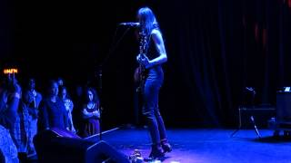 A Dame With A Rod - Juliana Hatfield 3 - Roxy Los Angeles - March 16, 2015