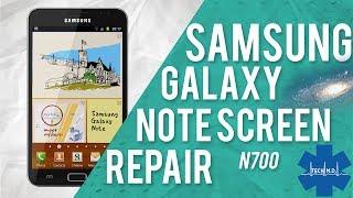 Samsung Galaxy Note Screen Repair In Salt Lake City Utah Tech MD