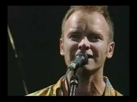 Sting - Synchronicity II (Live in Oslo, 1993)