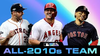 The MLB All-Decade Team (Best players of the 2010s) | Best of the Decade