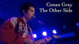 Conan Gray   The Other Side (LIVE)  New York City   Mercury Lounge: 112018