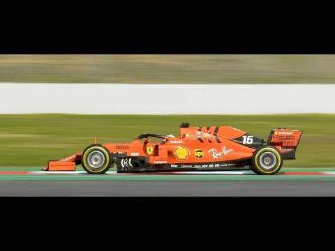 F1 Test Days 2019 - Leclerc impresiona