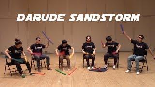 Darude Sandstorm on Boomwhackers!