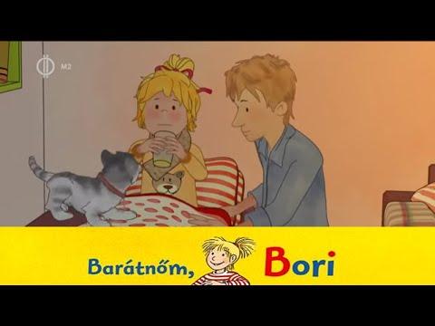 Bori barátnőm - 2. évad - S02E22 - Bori megfázik