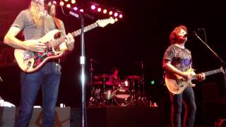 China Grove and Road Angel,The Doobie Brothers, Vina Robles, Paso Robles, CA Sept. 14, 2013