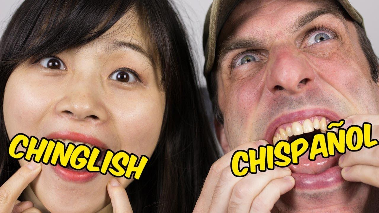 Cómo hablar dos idiomas a la vez: Chinglish & Chispañol