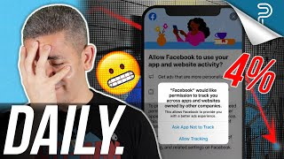 Facebook's App Tracking Campaign FAILED, MacBook Air Colors & more!
