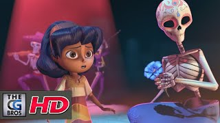**Award Winning** CGI 3D Animated Short Film: Dia De Los Muertos - By Team Whoo Kazoo | TheCGBros