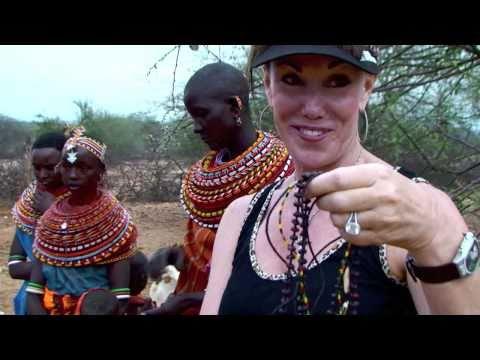 Samburu Reserve and Samburu remote village life