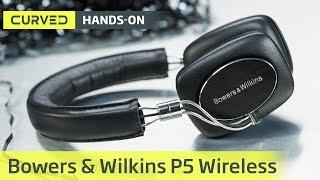 Bowers & Wilkins P5 Wireless im Test | deutsch