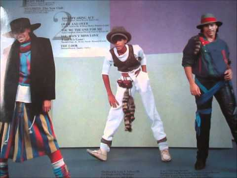 Shalamar  - Over and Over.  1983