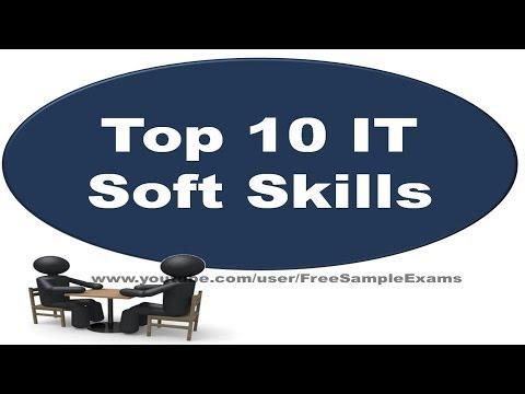 Top 10 IT Soft Skills