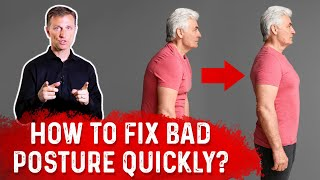 The Straight Scoop: How to Fix Bad Posture Quickly