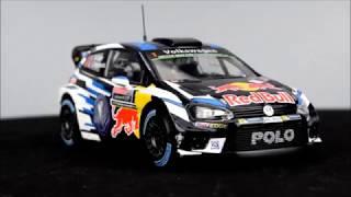 IXO Volkswagen Polo WRC Rally