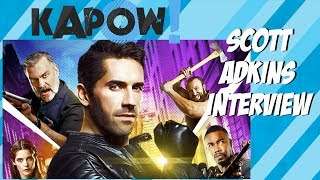 Scott Adkins Interview