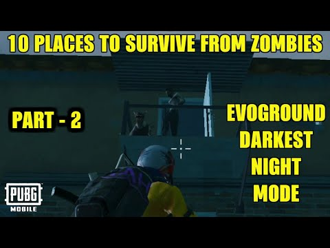New 10 Places To Survive From Zombies In Evogrou Youtube Search