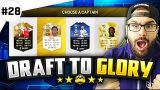 NEYMARZINHO BALE & BENZEMA - Draft to Glory #28 - FIFA 16 FUTDRAFT