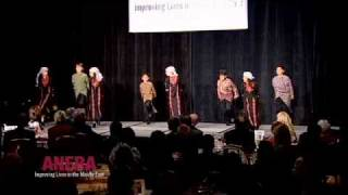 Dabkeh Performance at ANERA Annual Dinner