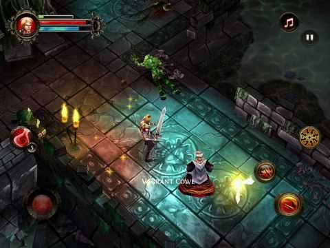 dungeon hunter 2 ios review