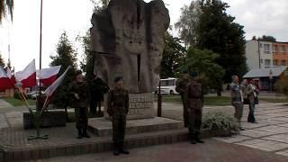 preview picture of video 'Uroczysty start delegatów z pod pomnika Żołnierzy Września. Tomaszów Lubelski'